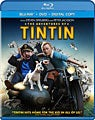 The Adventures of Tintin (Blu-ray/DVD)