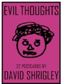 Evil Thoughts: 22 Postcards (Postcard book or pack)