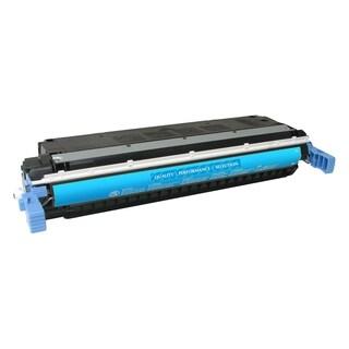 V7 Cyan Toner Cartridge for HP Color LaserJet 5500, 5500DN, 5500DTN,