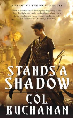 Stands a Shadow (Paperback)
