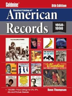 Goldmine Standard Catalog of American Records (Paperback)