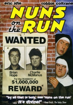 Nuns On The Run (DVD)