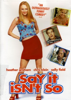 Say It Isn't So (DVD)