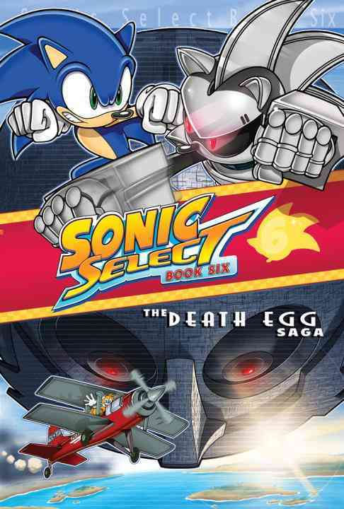 Sonic Select 6: The Death Egg Saga (Paperback)