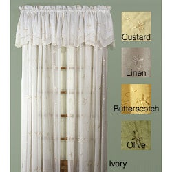 Zurich 84-inch 4-piece Curtain and Valance Set
