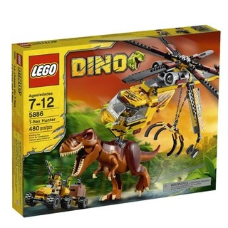 LEGO Dino 5886 T-Rex Hunter Toy