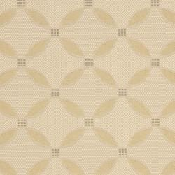 Beige/ Dark Beige Indoor Outdoor Polypropylene Rug (8' x 11'2)