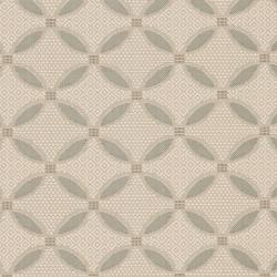 Beige/ Dark Beige Indoor Outdoor Rug (4' x 5'7)
