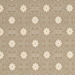 Dark Beige/ Beige Indoor Outdoor Polypropylene Rug (8' x 11'2)
