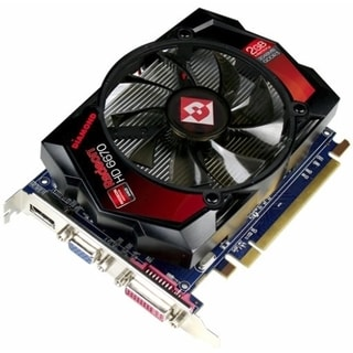 DIAMOND AMD Radeon HD 6670 PCIE 2GB GDDR3 Video Graphics Card