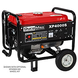 DuroMax 4000 Watt 7.0 Hp Portable RV Generator