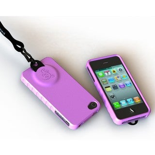 TEKBoot Apple iPhone 4/4S Pink Protector Case