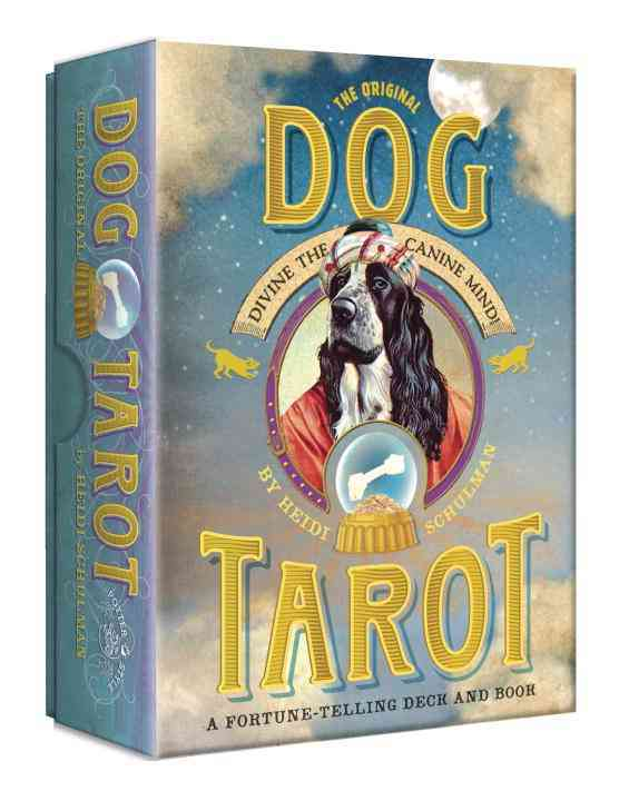 The Original Dog Tarot: Divine the Canine Mind! (Cards)