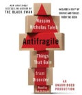 Antifragile: Things That Gain from Disorder: Includes PDF (CD-Audio)