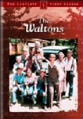 The Waltons: The Complete First Season (DVD)