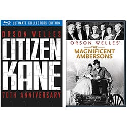 Citizen Kane: Ultimate Collector's Edition 70th Anniversary (Blu-ray/DVD)