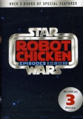 Robot Chicken: Star Wars 1-3 (DVD)
