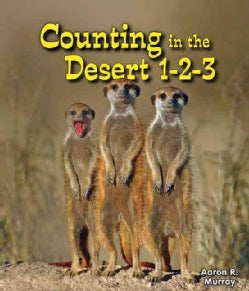 Counting in the Desert 1-2-3 (Hardcover)