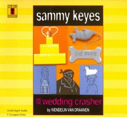 Sammy Keyes and the Wedding Crasher (CD-Audio)