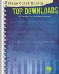 Top Downloads: 100 Popular Hits in Musical Shorthand (Paperback)