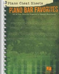 Piano Bar Favorites: 100 of Your Favorite Requests in Musical Shorthand (Spiral bound)