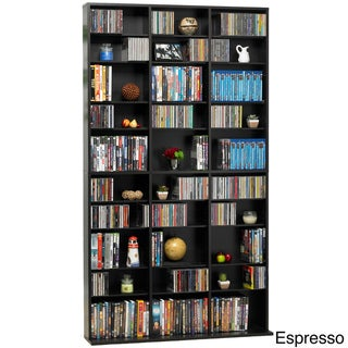 Media Tower 1080 CD or 504 DVD Cabinet