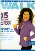 Leslie Sansone: Ultimate 5 Day Walk Plan (DVD)