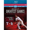 Baseball's Greatest Games: 2011 World Series Game 6 (Blu-ray/DVD)