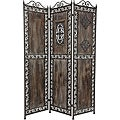 Wood Antique Mirror Design Room Divider (China)