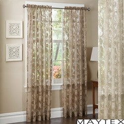 Maytex Pamela 84-inch Window Panel