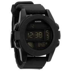 Nixon Men's 'Unit' Polycarbonate Dual Time Digital Watch