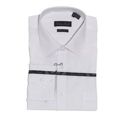 Giorgio Fiorelli Men's Modern-Fit Dress Shirt, White