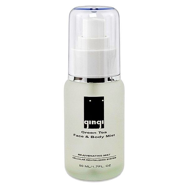 Gingi 1.7-ounce Green Tea Face and Body Mist