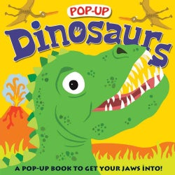 Pop-Up Dinosaurs (Hardcover)