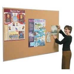 Best-Rite Valu-Tak 2 ft x 3 ft Tackboard