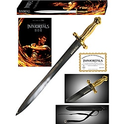 Officially Licensed 'Immortals' 19-inch Theseus Sword