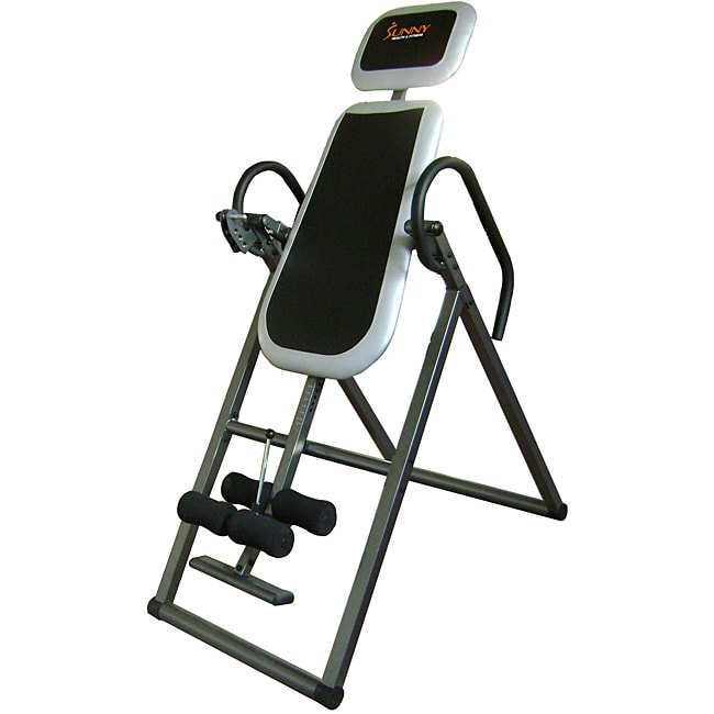 Sunny Health Fitness Deluxe Inversion Table