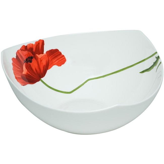 Red Vanilla Summer Sun Salad/ Serving Bowl