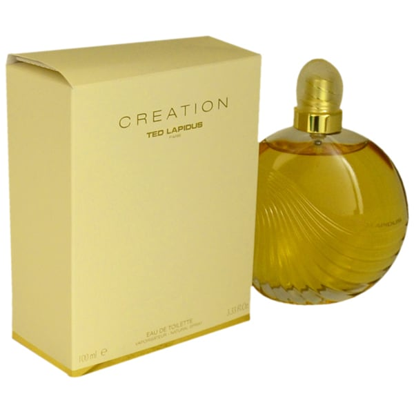 Ted Lapidus 'Creation' Women's 3.3-ounce Eau de Toilette Spray