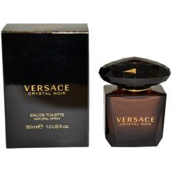 Versace 'Crystal Noir' Women's 1-ounce Eau de Toilette Spray