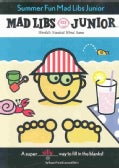 Summer Fun: Mad Libs Junior (Paperback)