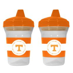 Baby Fantatic NCAA Tennessee Volunteers Sippy Cups (Pack of 2)