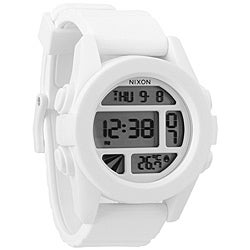 Nixon Men's 'Unit' Dual Time Digital Watch