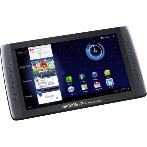 "Archos 70b 8 GB Tablet - 7"" - Wireless LAN - ARM Cortex A8 Single-cor"