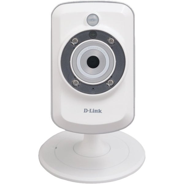 D-Link DCS-942L Network Camera - Color, Monochrome