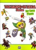 The Legend of Zelda Series For Easy Piano (Paperback)