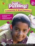 Crosswords & Word Searches: Ages 7+ (Paperback)
