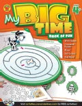 My Big Time Book of Fun, Ages 4+ (Paperback)