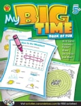 My Big Time Book of Fun, Ages 5+ (Paperback)