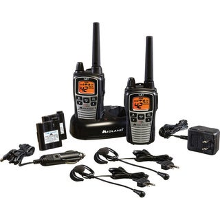 Midland 42-Channel GMRS Two-way Radio